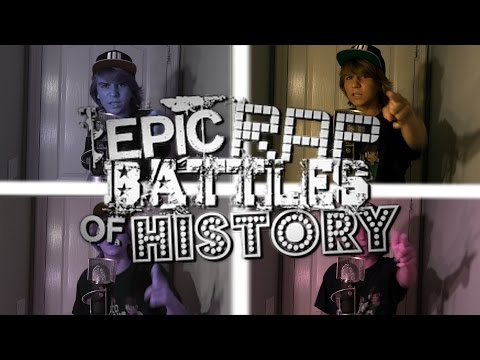 COVER - Artists vs TMNT - Epic Rap Battles of History