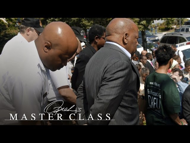 """U.S. Rep. John Lewis' Call to Resist: """"The Fight Is Not Over"""" 
