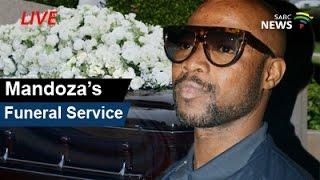 Mduduzi 'Mandoza' Tshabalala Funeral Service, 23 September 2016