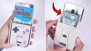Turn Your Phone into a Gameboy!   [Hyperkin Smartboy] 4K
