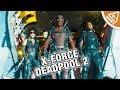 Who Is the Hidden X-Force Member in Deadpool 2? (Nerdist News w/ Jessica Chobot)
