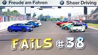 Racing Games FAILS Compilation #38