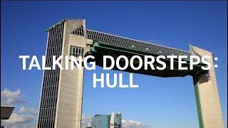 Talking Doorsteps, Hull – 'Community' by Jodie Langford