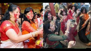 Durga Puja Hot Dance Hot Girl 2017/ MHM NEWS24