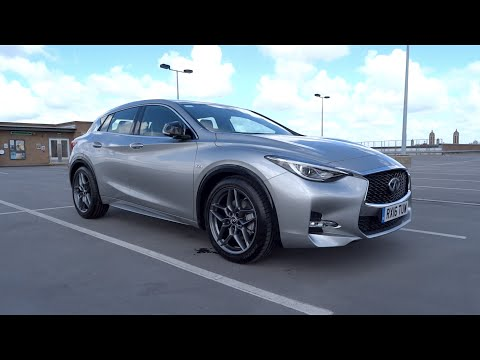 2016 Infiniti Q30 2.2d AWD Sport Start-Up and Full Vehicle Tour