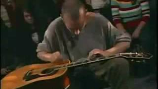 Awesome guitar tapping skills