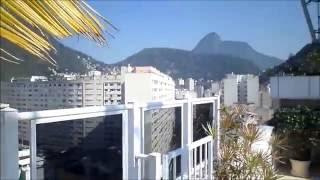 Tour Pelo Hotel Atlântico Copacabana Rio de Janeiro + Tour Quarto!