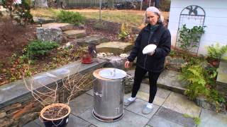 Tandoor Oven first experience