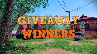 Zula - GIVEAWAY #4 - Announcing Winners