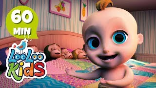 Ten in a Bed - Super Educational Songs for Children | LooLoo Kids