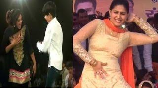 10 साल के लड़के के साथ डांसर का वीडियो, डांसर सपना के नाम पर वायरल   Sapna Dancer Viral Video