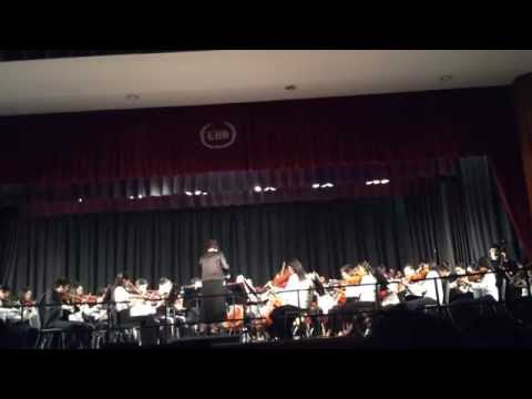 Eleanor Rigby - High School String Orchestra - The Beatles