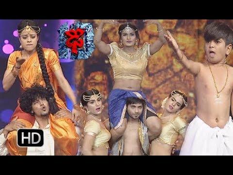 Xxx Mp4 Dhee 10 13th December 2017 Full Episode ETV Telugu 3gp Sex