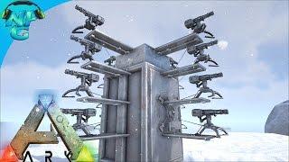 Top 5 Tips for Building an Unraidable Base! ARK Survival Evolved - PvP Season E42