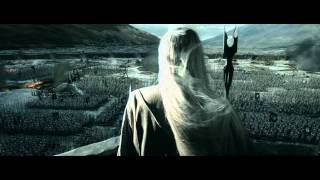 LOTR - The Two Towers - Saruman