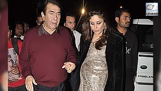 Randhir Kapoor REACTS On Kareena Kapoor Pregnancy! | LehrenTV