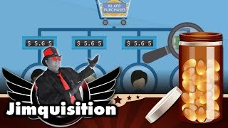 Turning Players Into Payers (The Jimquisition)