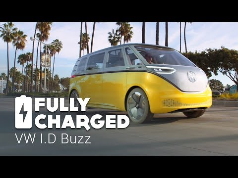 Xxx Mp4 VW ID Buzz Fully Charged 3gp Sex