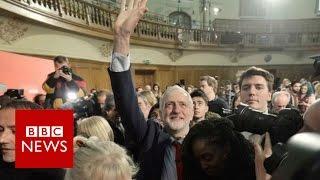 Jeremy Corbyn vows to
