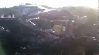 Itabunense morre em grave acidente na BR-101
