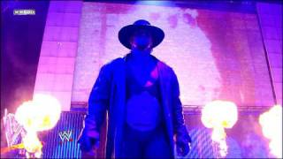 The Undertaker Promo