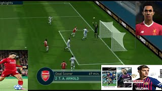 Amazing Goal | PES Mobile 2019 | A. Arnold | PES Mobile