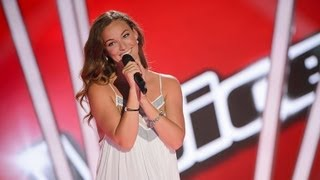 Imogen Brough Sings Never Let Me Go: The Voice Australia Season 2