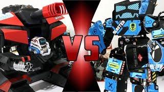 ROBOT DEATH BATTLE! -  BLASTER Super Anthony VS MECH COZMO (ULTIMATE ROBOT DEATH BATTLE!)
