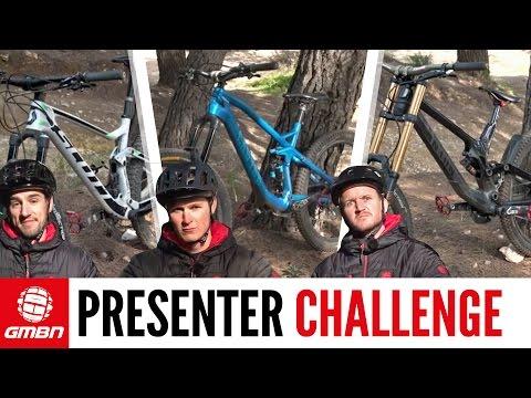 The GMBN Presenter Challenge – Neil Vs Scott Vs Blake