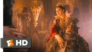 The Brothers Grimm (8/11) Movie CLIP - The Woodsman and the Witch (2005) HD