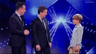 Ronan Parke - Semi-Final - Britain's Got Talent 2011