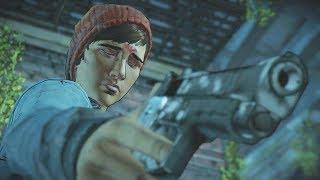 The Walking Dead Game Season 3 Episode 5 - ENDING 4 (Gabe)