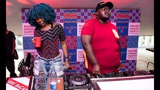 Exclusive: Heavy K and Moonchild Sanelly debuted their new single yebo mama.
