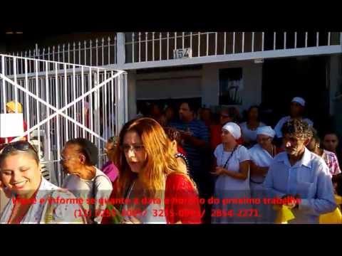 Pai Francisco Borges apresenta a sua gira de umbanda parte 01.