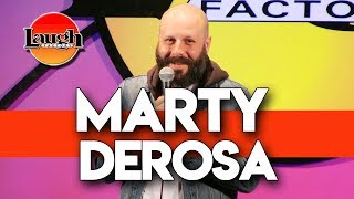 Marty DeRosa | Therapy Fave | Laugh Factory Chicago Stand Up Comedy