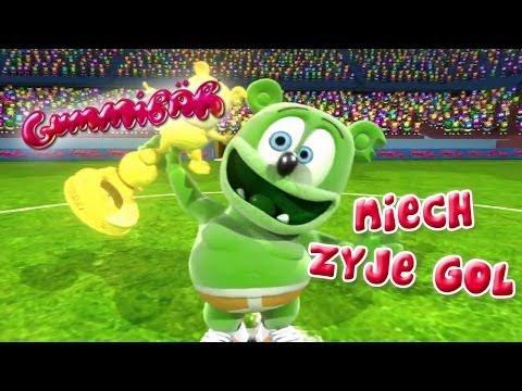 Gummibär Niech Zyje Gol Polish Version Go For The Goal