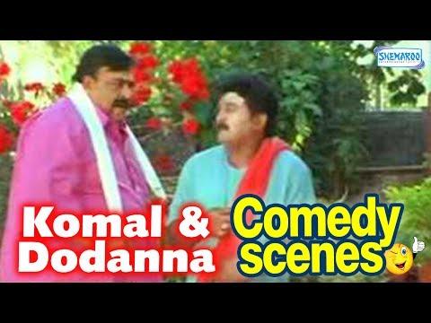 Xxx Mp4 Komal Comedy Kannada Comedy Scenes Dodanna Comedy 3gp Sex