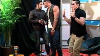 Que Locura - Los Técnicos Locos con Dylan y Lenny - 26/05/2013
