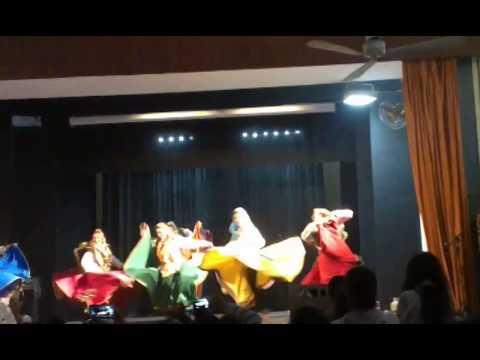 NAZAAKAT- The Indian Dance Society of GARGI COLLEGE, Delhi University