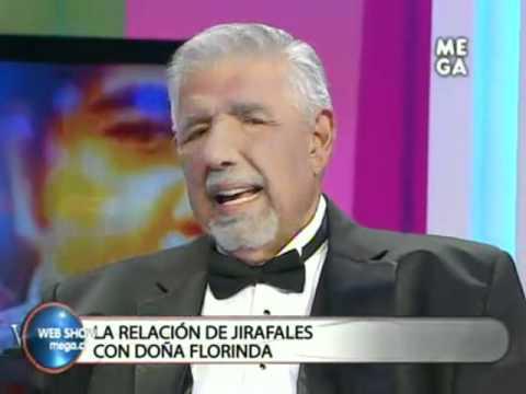 Entrevista a Rubén Aguirre. El Profesor Jirafales del Chavo del Ocho 2 4 MEGAVISION 2011