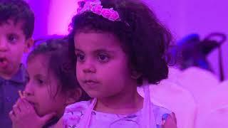 قناة اطفال ومواهب الفضائية حفل مهرجان ارض المعرفة والترفيه جدة اليوم 2