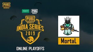 OPPO x PUBG MOBILE India Series   Online Playoffs   Round Two   Day 2.
