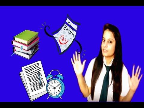 School Girls || Indian School Girls || Exam Fever