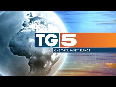 TG5 ONE THOUSAND™ DANCE Cerimonia di Chiusura Oriocenter Il Sesto Continente