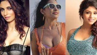 Telugu Heroines Hot Closeup Photos