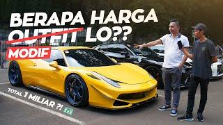 Berapa Harga Outfit Lo Versi Anak Mobil!   Jakarta Meet Up 2019