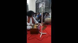 8. Aktu darao darao ya mohammad. Singer: Samsul Alam Boyati at Bage Sureshwari, Keranigonj, Dhaka