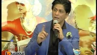 Chennai Express Movie Press Meet Part 2