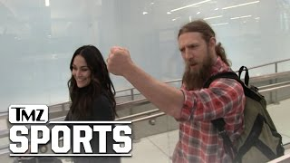 Brie Bella & Daniel Bryan -- Do We Wrestle Naked? Maybe.