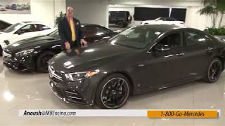 2019 Mercedes- Benz CLS53 AMG by Anoush & Mihir @ Mercedes-Benz of Encino-Teaser-Farsi
